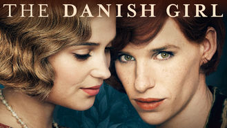 Netflix Box Art for Danish Girl, The