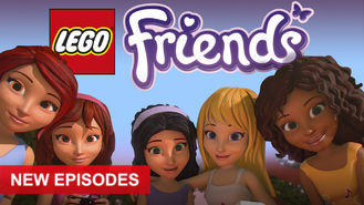 Netflix Box Art for Lego Friends - Season 2