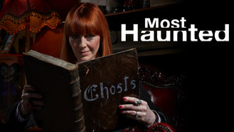 Netflix Box Art for Most Haunted - Season 15