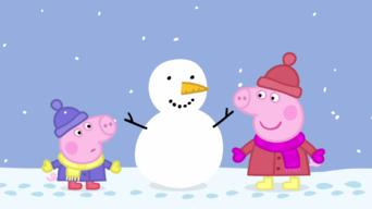 Is Peppa Pig: Season 1: Not Very Well / Snow / Windy Castle