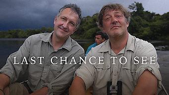 Last Chance to See: Season 1