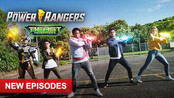 Power Rangers Beast Morphers: Season 2